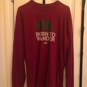 North Face Long Sleeve T-Shirt